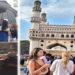 حیدرآباد بیرونی سیاحوں کی پہلی پسند ، گزشتہ 4 برسوںمیں 13 فیصد اضافہ