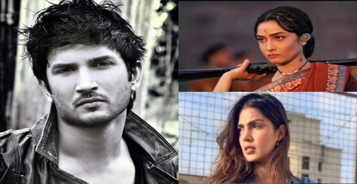 Sushant told Ankita he was 'quite unhappy' as Rhea 'harassed' him: Reports