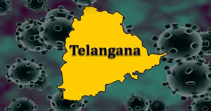 Telangana records 1764 New Covid 19 cases