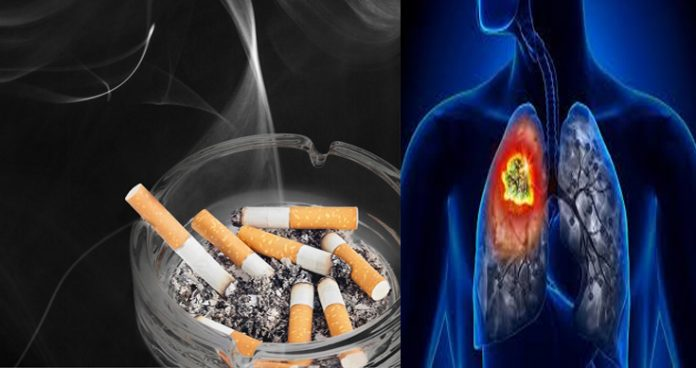 Heavy smoking linked to increased health risks