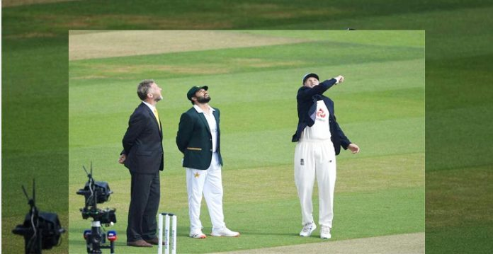 England vs Pakistan 2nd Test Pakistan opt to bat