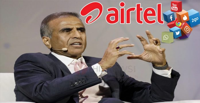"""""""Prepare to pay a lot more""""- Airtel chairman to subscribers on data plans"""