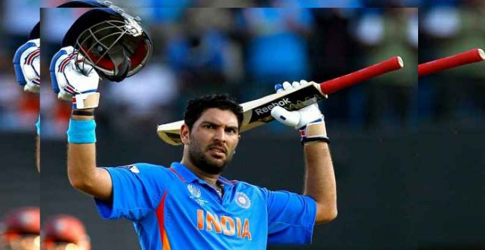Yuvraj pays tribute to 'greatest left-handed legends'