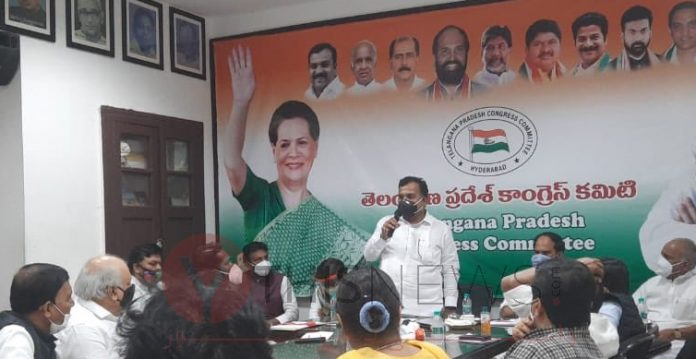 Can't say anything on TPCC chief change AICC incharge Tagore