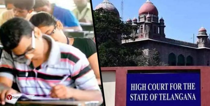 HC gives green signal to hold degree PG exams