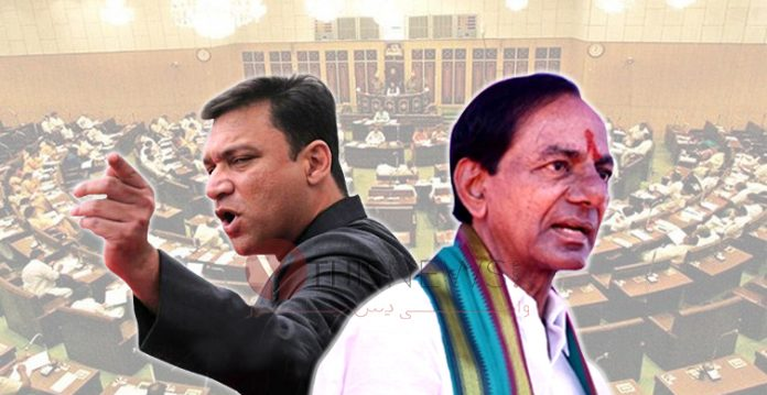 """MIM's protest a mere """"Old Wives Tale"""" T-Govt.dwindling to shortest: Opposition"""