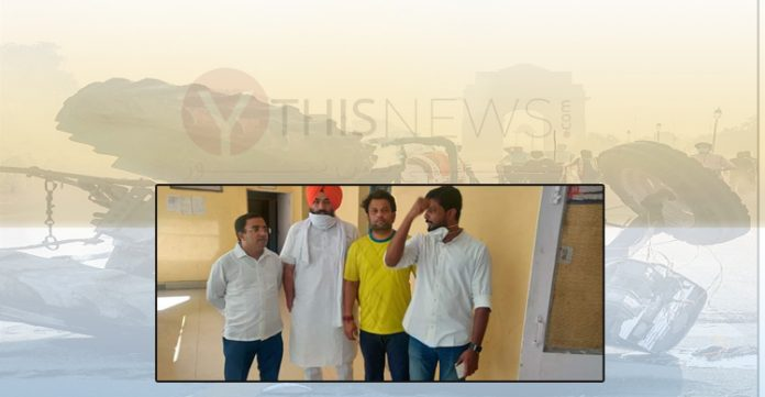 PYC President and 3 more arrested in Tractor Burning case in Delhi