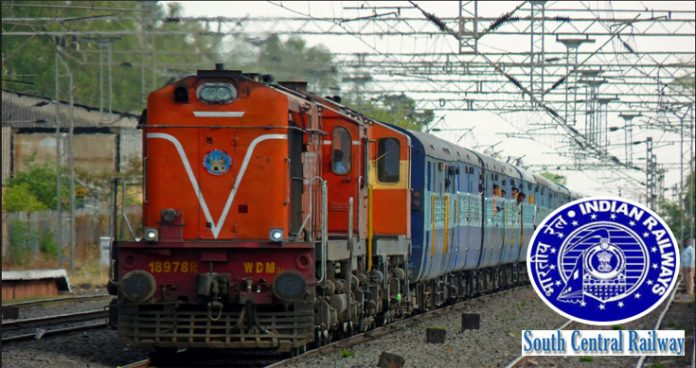Eight Special Trains Passing Through SCR Jurisdiction Will Run from Sept.12