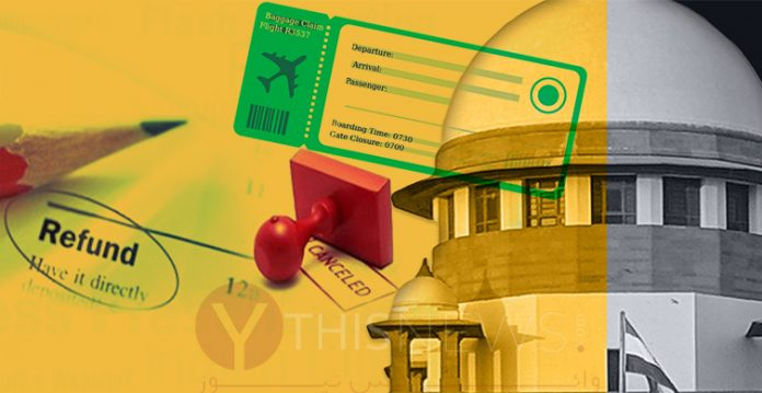 DGCAs Proposal on Air Tickets Refund Booked During Lockdown Approved by SC