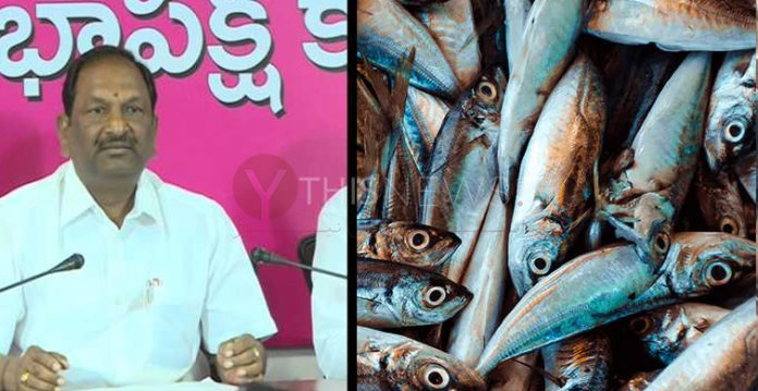 EshwarRemove term: fishermen fishermenRemove term: Nandi Medaram reservoir Nandi Medaram reservoirRemove term: KCR KCR