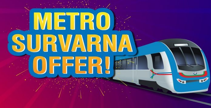 Hyderabad Metro comes up with dassera offer to woo passengers
