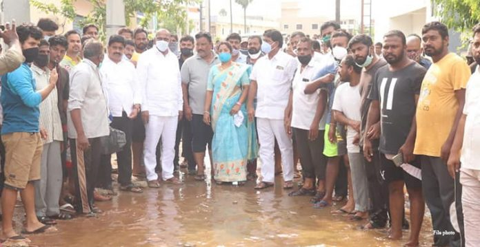 Rs 10 cr for drainage in Boduppal: Malla Reddy
