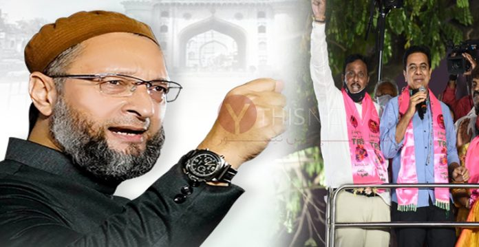 We don't have any alliance with TRS party: AIMIM Chief Asaduddin Owaisi