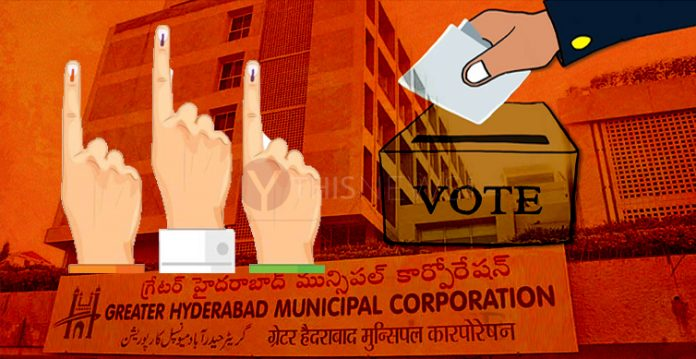 600 Nominations Filed on Final Day for GHMC Polls
