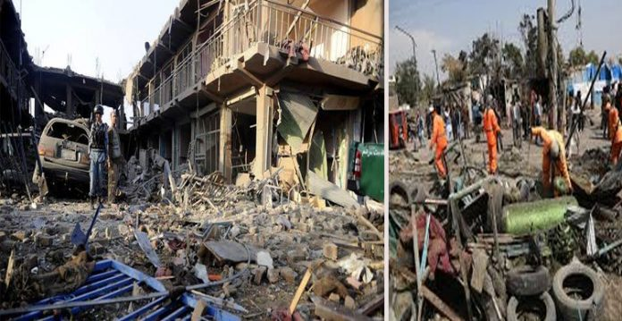 Afghanistan: 6 Dead, Over 25 Injured After 14 Rockets Fired on Kabul