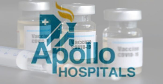Apollo to Give 1 Million COVID-19 Vaccines a Day Once Available