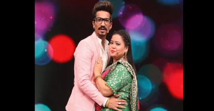 Comedian Bharti Singh and husband taken by NCB for questioning after raid
