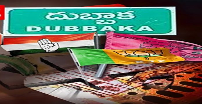 Counting today for Dubbaka by poll