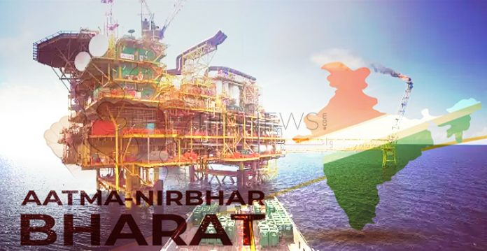 Increasing Domestic Production of Oil to Become 'Aatmanirbhar Bharat'