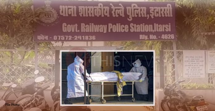Madhya Pradesh railway police booked for leaving dead body in open; rats feast on it.