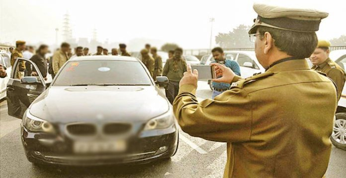 People Make Shocking Excuses to Dodge Rs 2,000 Fine