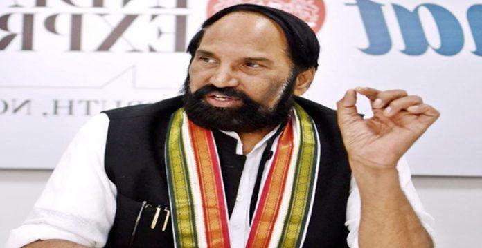 TRS, BJP & MIM are intimidating voters to win GHMC polls: Uttam