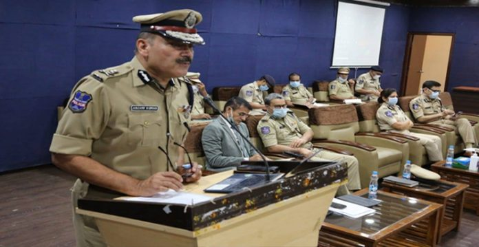SPECIAL POLICE OFFICERS DEPUTED FOR GHMC ELECTIONS