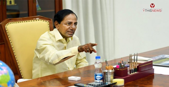 We have revamped the water resources Dept: CM KCR