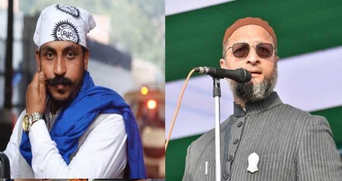 Chandra Shekhar Azad and Asaduddin Owaisi join hands with SBSP, for 2022 Assembly elections?