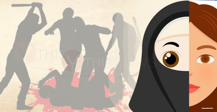 LOVE JIHAD Bangalore based muslim man thrashed and detained in UP