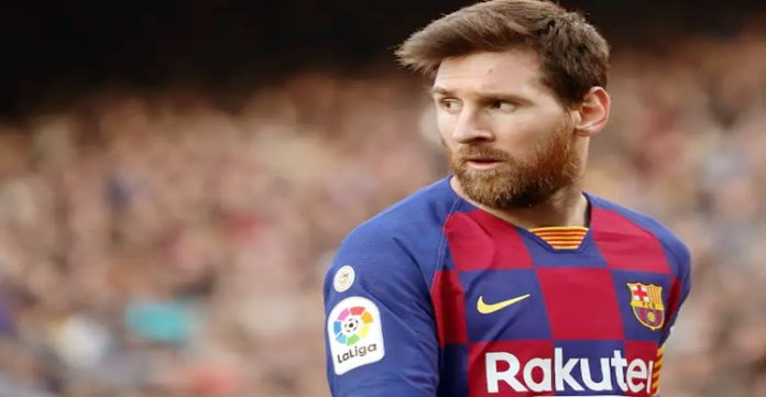 Messi's new contract with Barcelona at $673 million, highest ever signed by a sportsperson