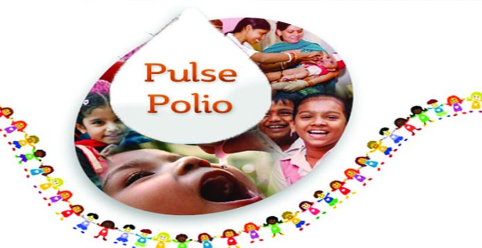 Pulse Polio Program To Be Held On January 31