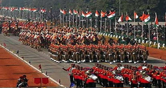 Why do we have a parade on the Republic day