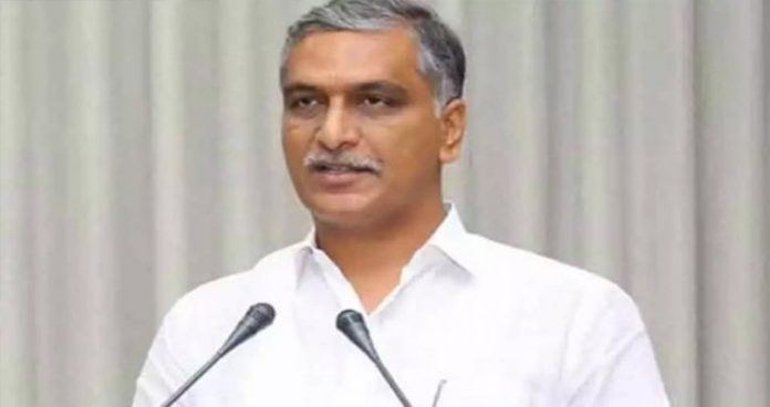 Rs 7.68 Cr For 48 Health Centers In Sidhipet Harish Rao