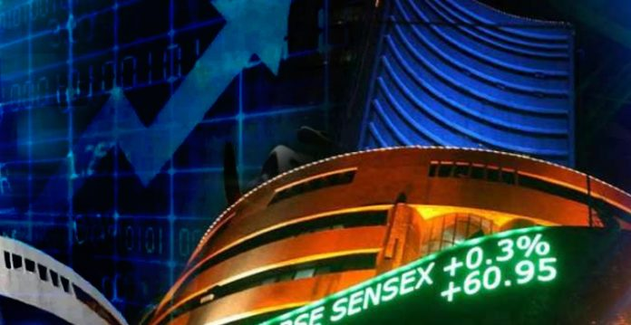 Sensex crosses 50,000 mark for the first time