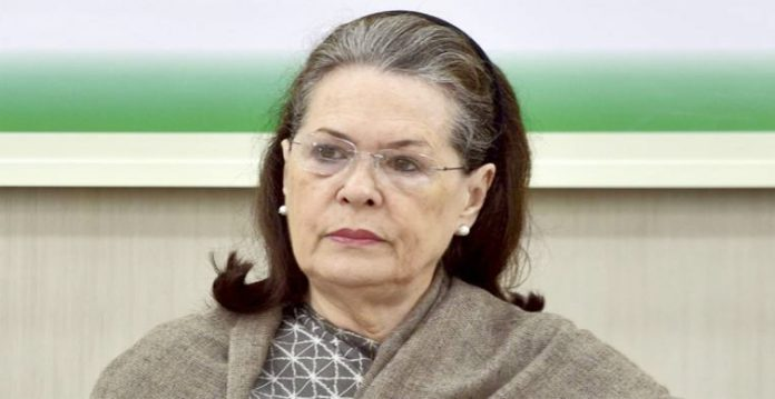 Sonia Gandhi holds virtual meet to discuss political situation, farmers' issue