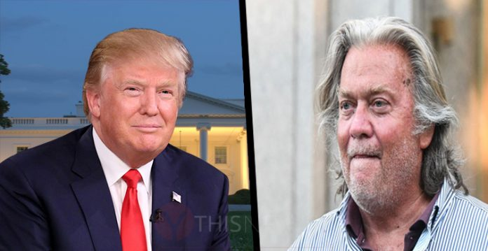 Trump grants clemency to Steve Bannon