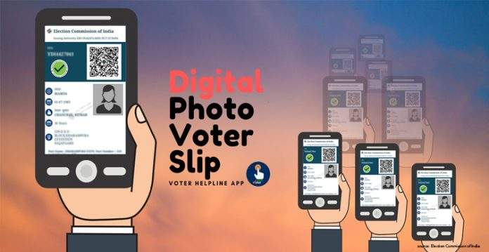 Voter Ids In Mobile Phones From Feb 1 Eci