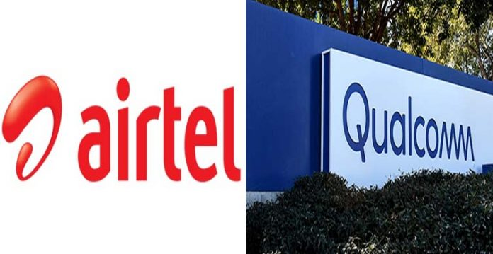 airtel and qualcomm technology collaborate for 5g services in india