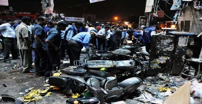 eight years completed for dilsukhnagar bomb blasts