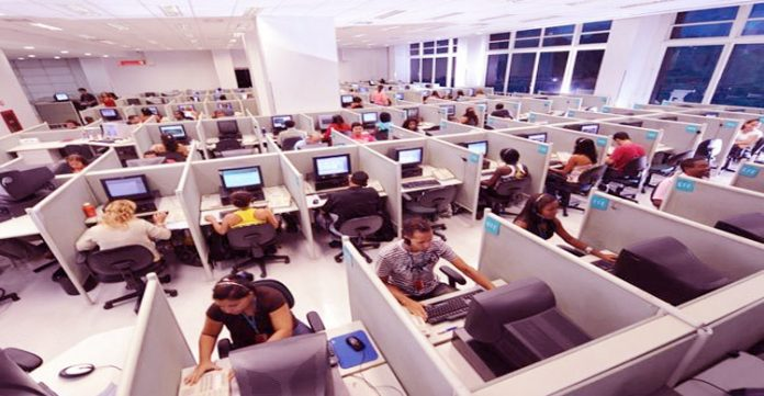 Fake Call Center busted By CM'S Flying Squad