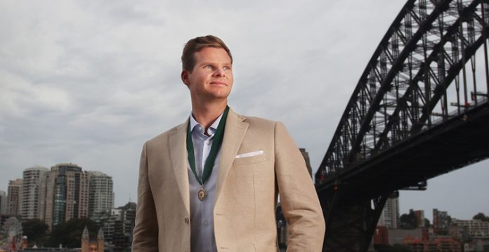 Steve Smith Surprised After Picked As Australia's Best Of The Year