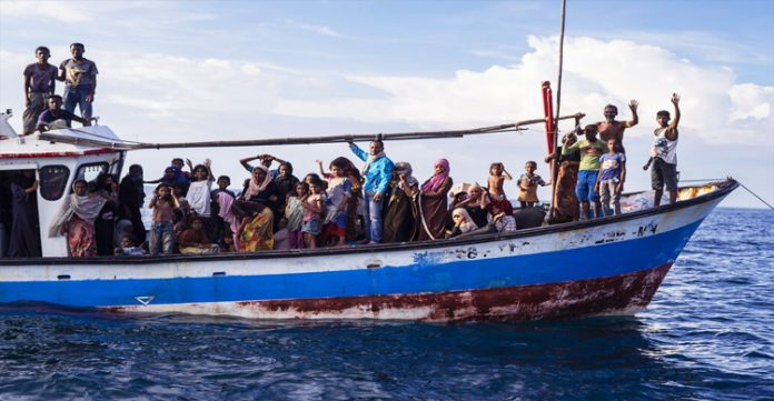 UN urges India, others for immediate rescueas Rohingya boat drifts into Indian waters