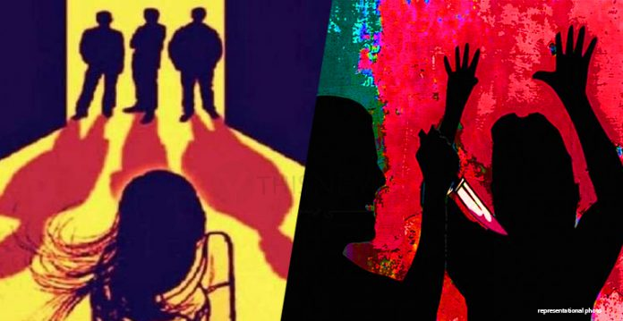 Up Boy Brutally Murders Sister To Avoid Gang Rape Charges