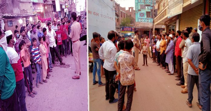 Fix cameras if you want a crime free area: Police to people of Hassan Nagar
