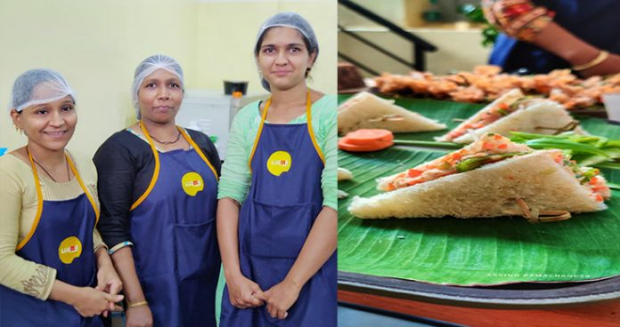 luqma, a unique concept introducing women culinary artists to hotel industry