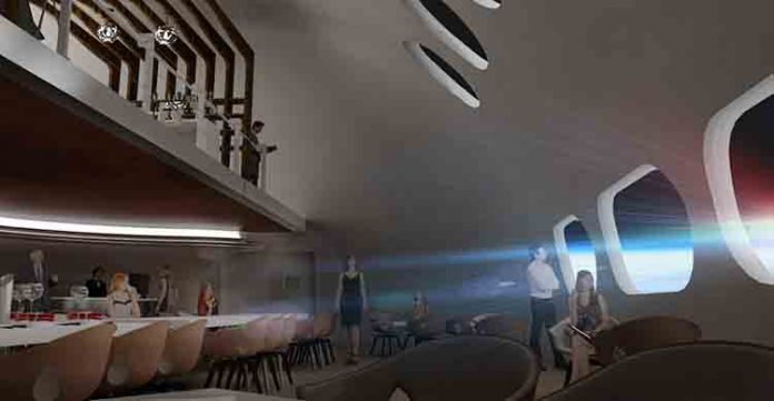 space to have hotel, cafes soon