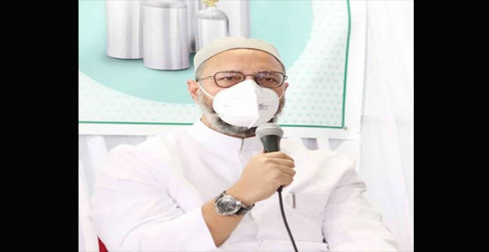 aimim opens covid helpline in hyd to provide o2, meds
