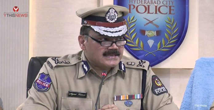 cp asks police to protect themselves from covid 19 virus