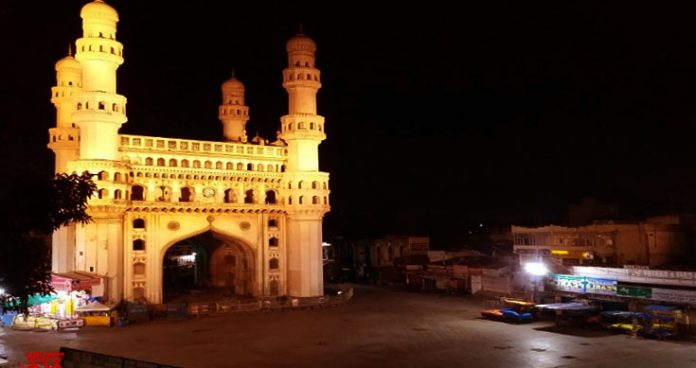 curbs back in charminar as ghmc designates 12 areas as containment zones
